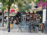 Cafe Terraces in Battersea London SW11