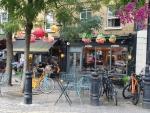 Cafe Terraces in Battersea London SW11