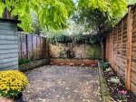 London Battersea SW11 House for Rent Garden