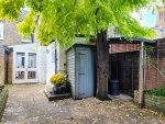 London Battersea SW11 House for Rent Garden Shed