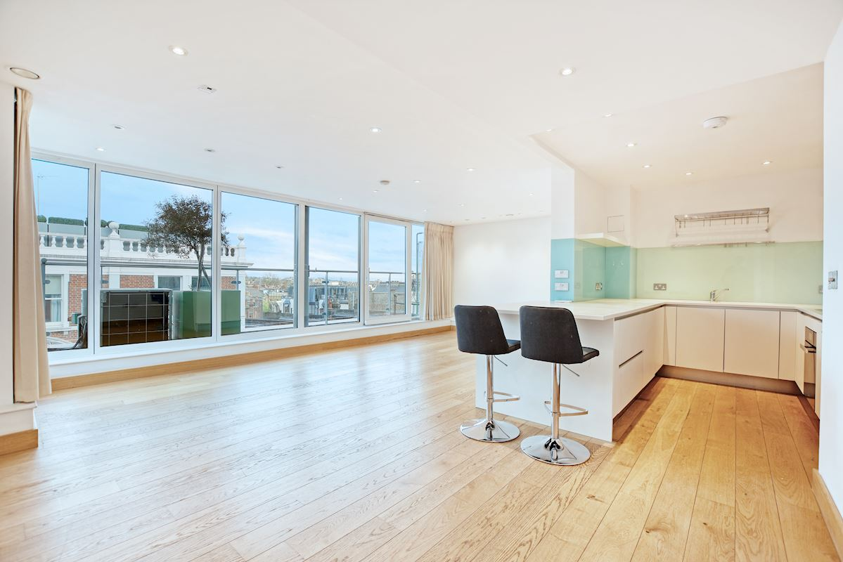 Sold Hampstead Modern Flat